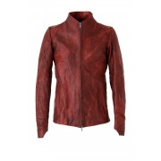 Fascinate – Guidi Horse Leather Jacket-Red-1