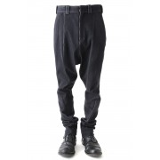Easy Pants Corduroy Stretch-Black-1
