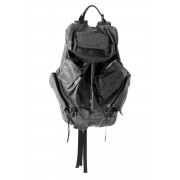 MILITARY BACKPACK-Black-Free