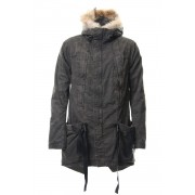RVW collaboration military coat-Camo-1