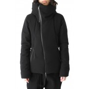 Down Jacket Wool Tropical Special Order-Black-1