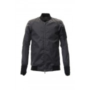 Jacket Cotton Poplin Reflector-Black-1