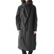 COVERED MODS COAT - JULIUS-Black-1