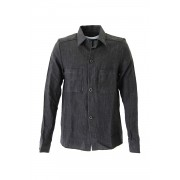 Shirt SH44 Light Linen-Black-0