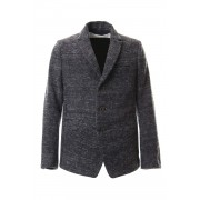 Mix Color Wool Tweed - JK59-MW12-Pink Black-0