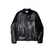 LEATHER SINGLE RIDERS 〈NEW CLASSIC LINE〉-Black-40