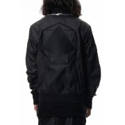 GOSS BOMBER JACKET-Black-S
