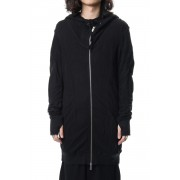 MOPH HOOD SWEAT-Black-XS