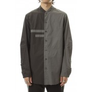 2 COLORS SHIRT-Gray / Dark Gray-1