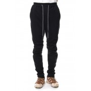 Jodhpurs Pants Cotton Jersey - Charcoal-Charcoal-1