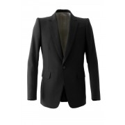 Tailored Jacket-Black-1
