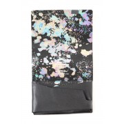 No,No,Yes!  -shosa- Card Case Soap bubble-Black-Free