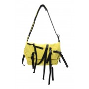 macromauro collaboration  Messenger bag (Schoeller material)-Yellow-FREE
