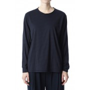Classic Long sleeve Dark Navy for women-Dark Navy-1
