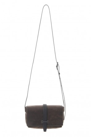 iolom Classic Oblong Mini Shoulder Bag - A - Smeraldo
