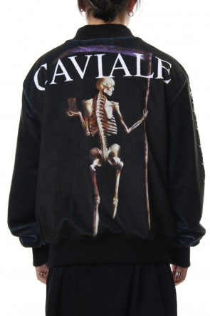 CAVIALE 18-19AW Bomber Jacket
