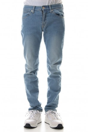 "FACTOTUM 19-20AW E denim tapered pants ""Jack"" - L.indigo"