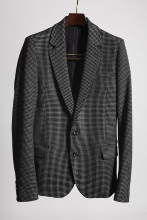 17PS Caramel Wind Pen Stretch Tailored Jacket