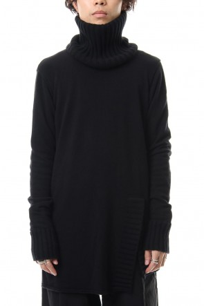 ZIGGY CHEN 19-20AW Baby Cashmere Pullover Knit