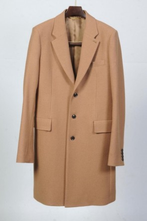 GalaabenD 16-17AW Wool Cashmere Karsey Coat CAMEL