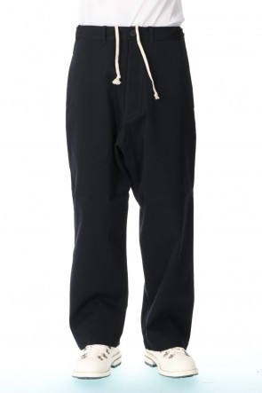 O PROJECT20-21AWREGULAR FIT TROUSERS WOOL