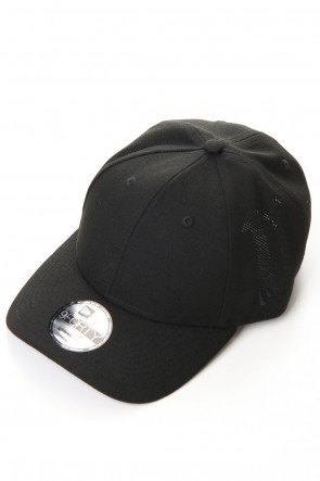 11 BY BORIS BIDJAN SABERI 20SS 11 by BBS × New Era - 9 FORTY Cap Black x Black