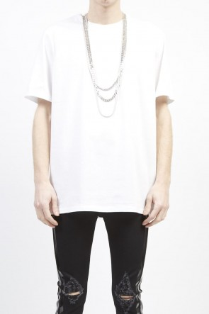 GalaabenD 19S Regular T-shirt White
