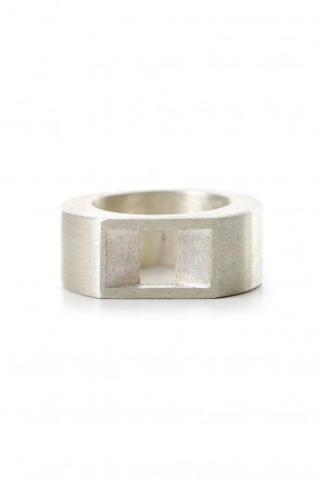 Parts of Four19SSCrescent Plane Gateway Ring (9mm MA)