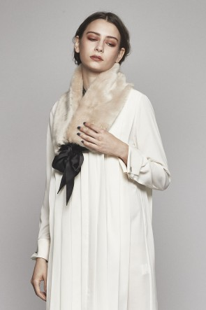 GalaabenD 17-18AW Faux Fur Stole