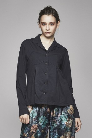 SATOKO OZAWA 17-18AW Bische Knit Shirts - 17FT02