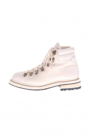 Guidi20-21AWHiking Boots Sole Rubber Horse Reverse - White