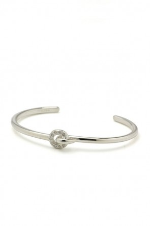 IVXLCDM BOND BANGLE (DIA)