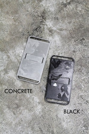 (NILS) 16SS FLAP IPHONE 6(s)+ BLACK