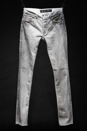 "16SS ""WHITE"" Denim Pants"