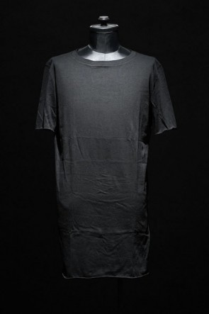 by H. New York 16SS FA_T / LOOSE FIT S/S TEE (BLACK)