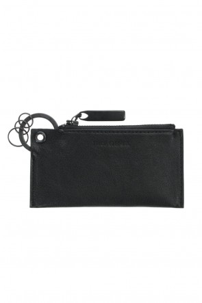PATRICK STEPHAN Classic Leather key case & holder 20