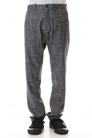 STEPHAN SCHNEIDER 19-20AW Trousers Prominewt