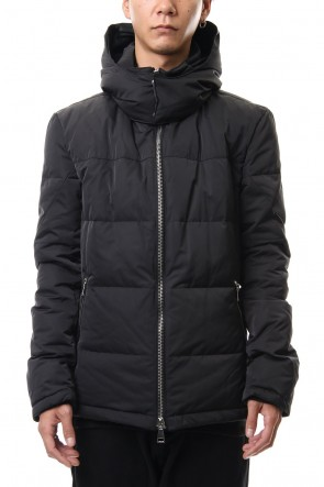 wjk 19-20AW Simple Hooded down