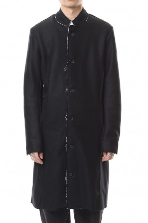 ASKyy 19-20AW BONDING COAT - Black