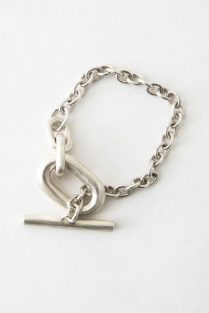Parts of Four 17-18AW Single Link Toggle Bracelet MA