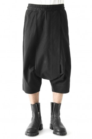 JULIUS18PSOVER FLY CROTCH TROUSERS