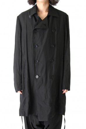 JULIUS 18PF Trench Coat