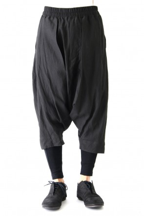 JULIUS 18PF Chaps Easy Trousers