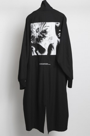JULIUS 18-19AW Gown Jacket