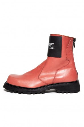 JULIUS 18-19AW Enginner Boots