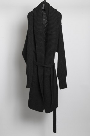 JULIUS 18-19AW Knit Gown