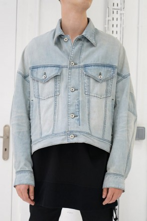 JULIUS 19SS DENIM JACKET