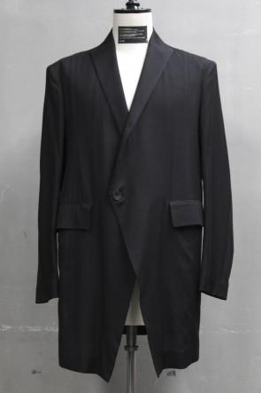 JULIUS 19PF LOZENGE COLLAR TAILORED JACKET ver.1