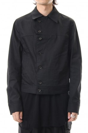JULIUS 19-20AW DIVIDED G.I. JACKET