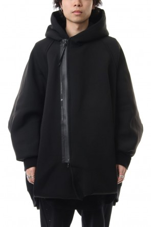 NILøS 19-20AW OVERTUCK HOODED JACKET